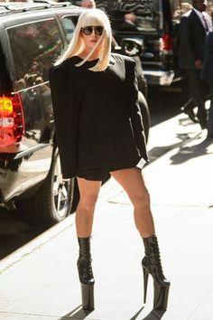 Lady Gaga   155cm
