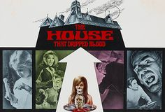 From February 1971, THE HOUSE THAT DRIPPED BLOOD, directed by Peter Duffell. #BritishHorror