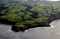 SIARAM :: Paisagem da ilha de São Miguel, Sao Miguel Island, Azores, Portugal