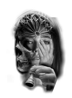 custom_art_black and grey_artwork_