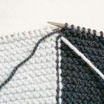 Intarsia in Garter Stitch