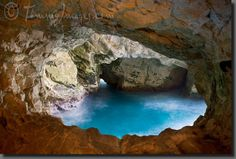 ~ Living a Beautiful Life ~ Israel sea caves--Rosh HaNikra grottoes