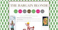 The Bargain Blonde | www.thebargainblonde.blogspot.com    www.jonalynnmcfadden.com