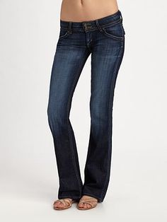 Favorite Jeans Ever: Signature Bootcut Jeans-Hudson Jeans    $187.00 (got mine 1/2 price at Nordstrom)