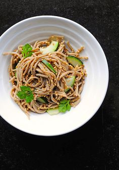 Wasabi Noodles - Vegan