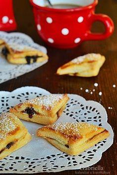 Gabriella kalandjai a konyhában :): Szerelmeslevél - szilvalekvárral töltve