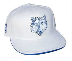 03ce617c1b0c7 Reebok Minnesota Timberwolves Fitted Size 7 1 8 Hat Cap