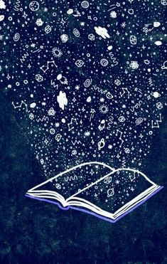 The universe can be found in books.