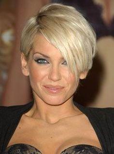 Sarah Harding Hairstyles -trendy short haircut for women | Hairstyles 2013