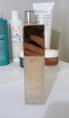 Make-Up Anonymous : Clarins Everlasting Foundation
