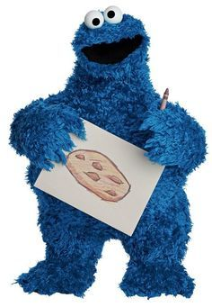 COOKIE MONSTER on Pinterest | 65 Pins
