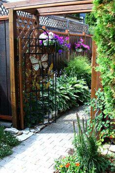Yet another amazing Saskatoon garden