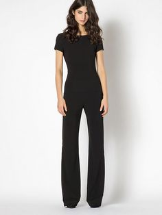 Slim fit jumpsuit