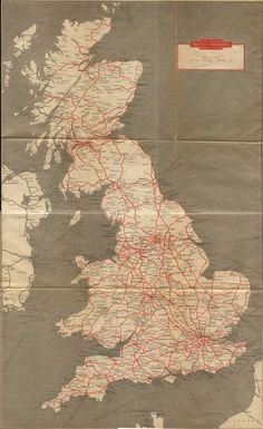 The Beeching Report Old Maps, Antique Maps, Railway Line Map, Train Route Map, Advanced Higher Art, Map Of Britain, Uk History, Train Travel, Travel Uk