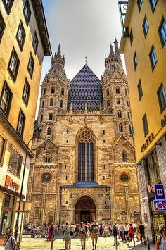 Vienna, Austria- going there next year !!