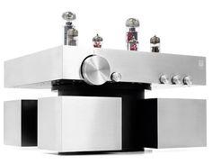 G-lab Block Tube amplifier