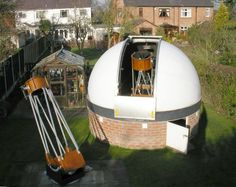 "20"" Dobsonian Telescope with a convenient ""housing."" - #Dobsonian #Telescopes"