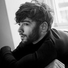 | Zayn Malik | His eyes, searching through the dark, trying to find hers.