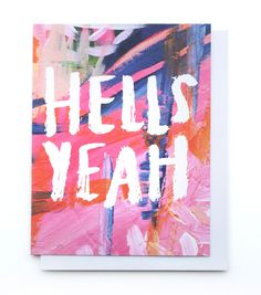 HELLS YEAH: Flashes Of Delight