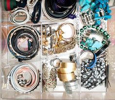 Just obsessed with this organization - from The Coveteur