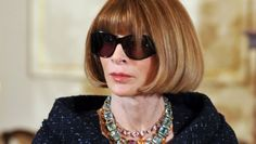 "This board would not be valid without a woman who needs no introduction, the devil herself, Anna Wintour. Although fashion is not a ""male-dominated"" field, her attitude, her power over the industry - a consumption industry - and her recent U.S. ambassador nod make Wintour a woman on top."