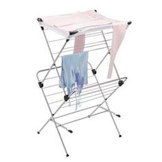 2-Tier Mesh-Top Drying Rack | The Container Store or similar