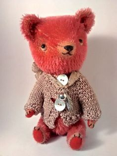 Felix with sweater by pussman on Etsy