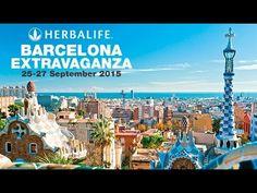 Herbalife Extravaganza EMEA BARCELONA 2015