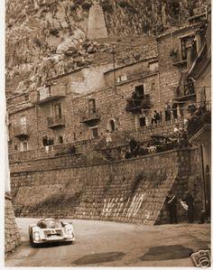 Winning Porsche 906 of Mairesse-Muller, Targa Florio 1966