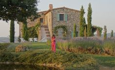 Italy's countryside - particularly Tuscany and Umbria - are filled with outstanding villas. Villa rentals are a great options for multiple families traveling together and multi-generational trips.