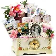 pictures of gift baskets | Gift Basket Themes