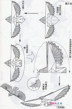 origami eagle 6