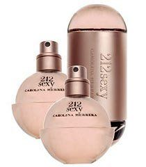 212 Sexy for Women Gift Set - 3.4 oz EDP Spray + 6.8 oz Body Lotion by Carolina Herrera. $95.99. This Gift Set is 100% original.. 212 Sexy is recommended for daytime or casual use. Gift Set - 3.4 oz EDP Spray + 6.8 oz Body Lotion. Epitomizing the Carolina Herrera woman, 212 Sexy is a seductive blend of captivating tangerine, bergamot, and rose pepper sprinkled with floral petals, gardenia, and hints of cotton candy warmed with musk - is sure to seduce from the very fi...