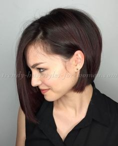 short+bob+hairstyles+-+asymmetrical+bob+haircut
