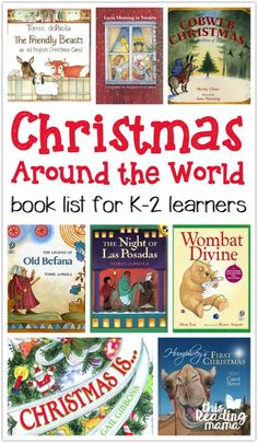 Christmas Around the World Unit Study - This Reading Mama
