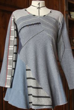 Recycled T shirt Ideas - New Craft Works
