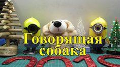 Говорящая собака повторюшка своими руками / Говорящие игрушки / Sekretma...