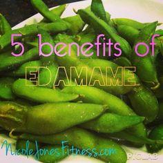 5 reason you should eat edemame