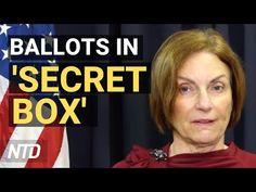 'Unbelievable': Dozens of Georgia witnesses step forward to expose election irregularities—Pt1 | NTD - YouTube
