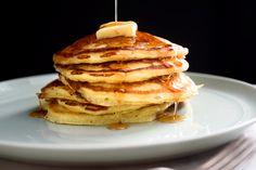 How to make original pancakes