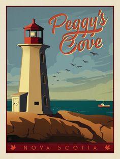 Canada: Peggy's Cove