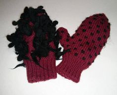 Check out this item in my Etsy shop https://www.etsy.com/ca/listing/459286254/thrummed-mittens