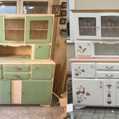 cats Paint Furniture, China Cabinet, Vanity, Home Appliances, House Design, Retro, Storage, Police, Annie Sloan