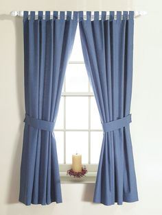Insulated curtains. Dining Room.