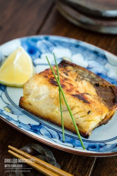 Grilled Mackerel with Shio Koji | Easy Japanese Recipes at JustOneCookbook.com Fish Dishes, Seafood Dishes, Fish And Seafood, Seafood Recipes, Indian Food Recipes, Asian Recipes, Cooking Recipes, Asian Foods, Meal Recipes
