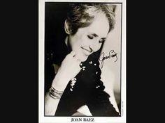 """""""Love is Just a Four Letter Word"""" Joan Baez - Amour est juste un mot de 5 lettres !"""