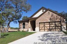 SAN ANTONIO REAL ESTATE  13343 CHALK HILL San Antonio, TX 78253 3bd   2ba