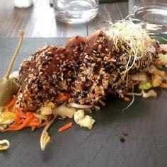 Tataki  #tuna #lecirque #tataki #cannes #sogut  by annaclaudiahu