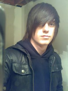 Sam Bettley Of Asking Alexandria.  OMG, hottie alert! I never knew he looked like that. He's cute. :3