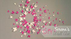 DIY #6 | Tête de lit ou Décoration murale ❤ Gossip Girl - Serena